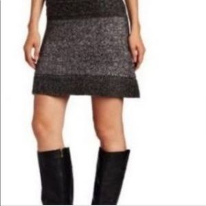 PrAna cable knit sweater skirt size: M